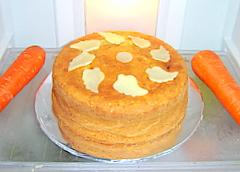 "Cake Sehat ""Wortel Maducil"""