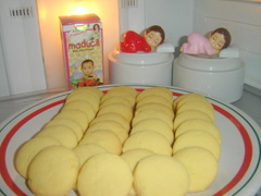 Kuker Susu-Madu