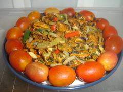 kerang masak hijau