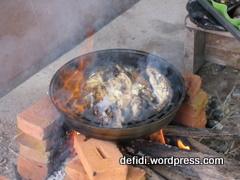 patin bakar mentega