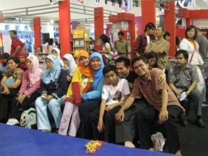 bersama blogor