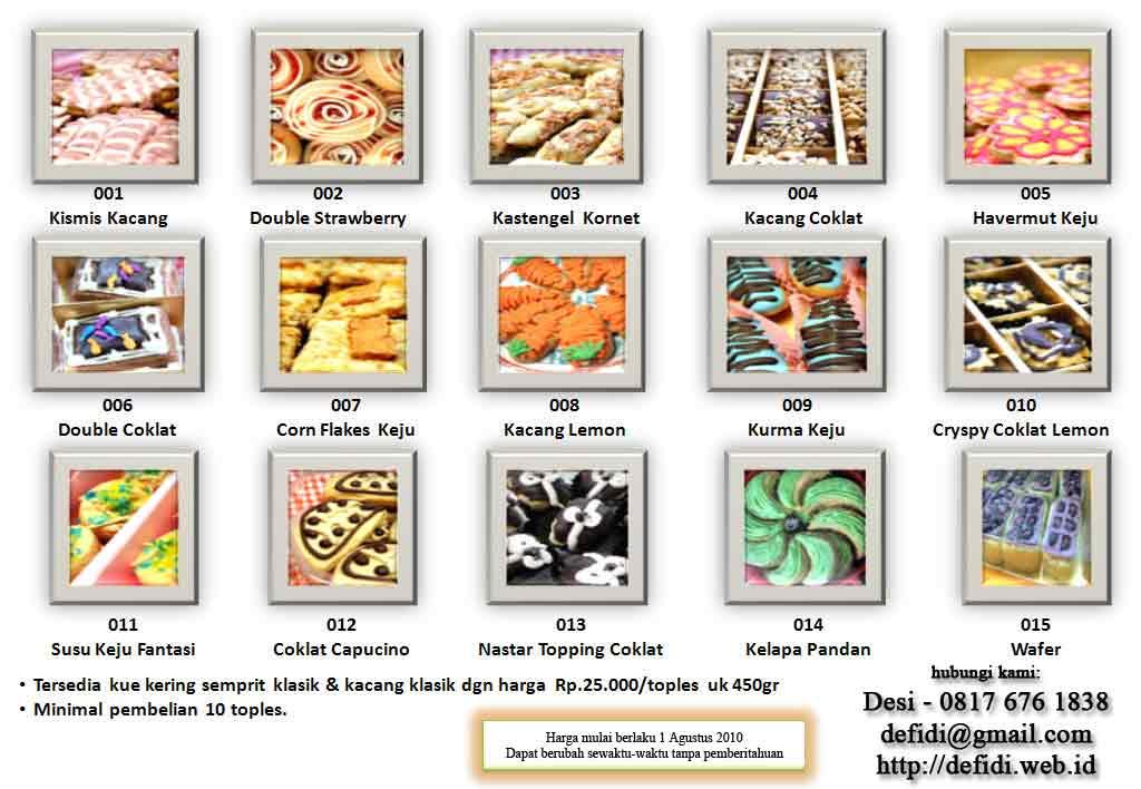 kue kering 2010 modern (klik untuk memperbesar)
